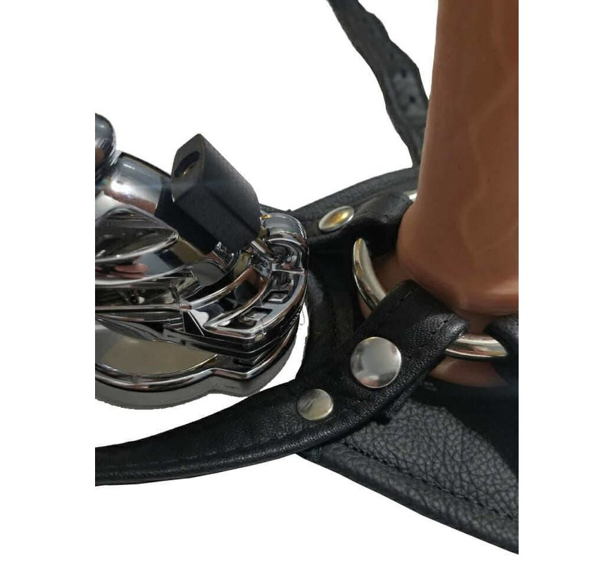 Crotch Rocket Strap-On Small