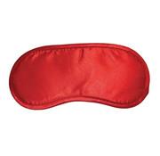 Sex & Mischief S&M - Satin Blindfold Red