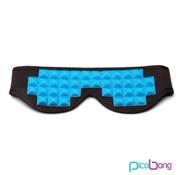 PicoBong PicoBong - See No Evil Blinddoek Blauw