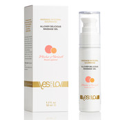 YESforLOV YESforLOV - Allover Delicious Massage Gel Perzik Abrikoos
