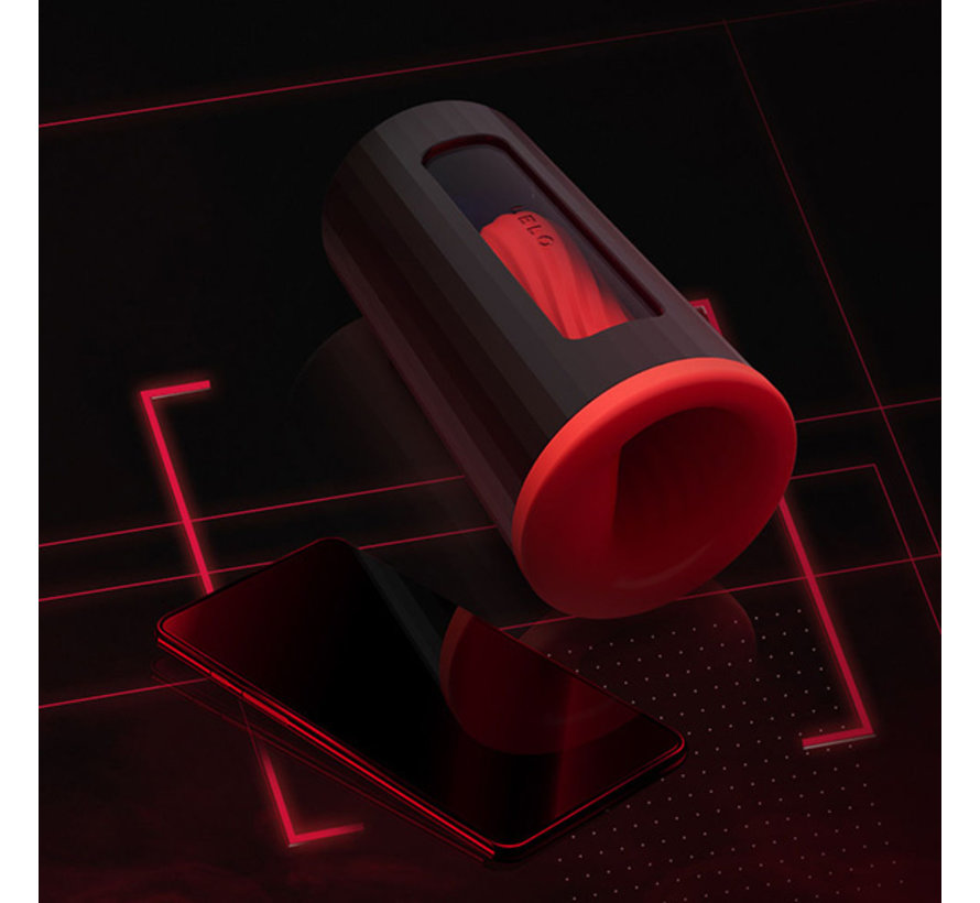 Lelo - F1S Developers Kit Masturbator Rood