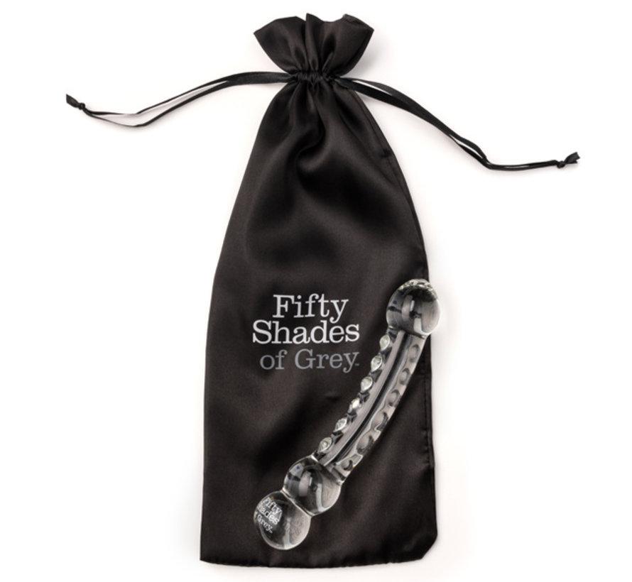 Fifty Shades of Grey - Glazen Massage Wand