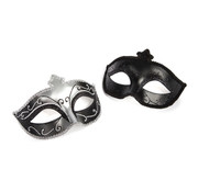 Fifty Shades of Grey Fifty Shades of Grey - Masquerade Masker Dubbel Pak