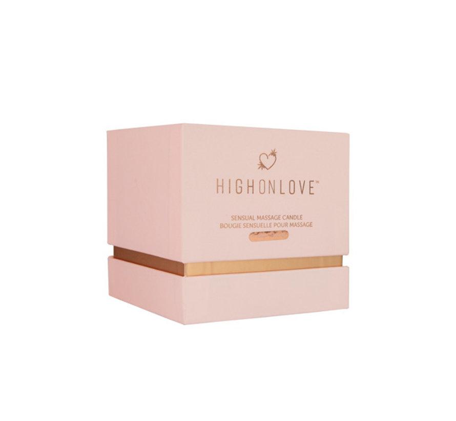 HighOnLove - Massagekaars 250 ml