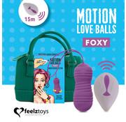 Feelztoys FeelzToys - Remote Controlled Motion Love Balls Foxy