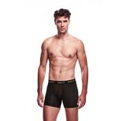 ENVY Envy Transparent Mesh Shorts