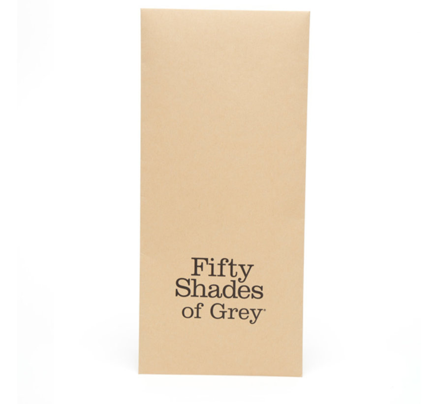Fifty Shades of Grey - Bound to You Small Paddle