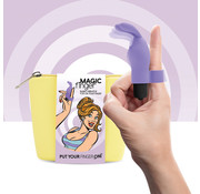 Feelztoys FeelzToys - Magic Finger Vibrator Paars