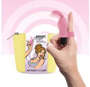 Feelztoys FeelzToys - Magic Finger Vibrator Roze