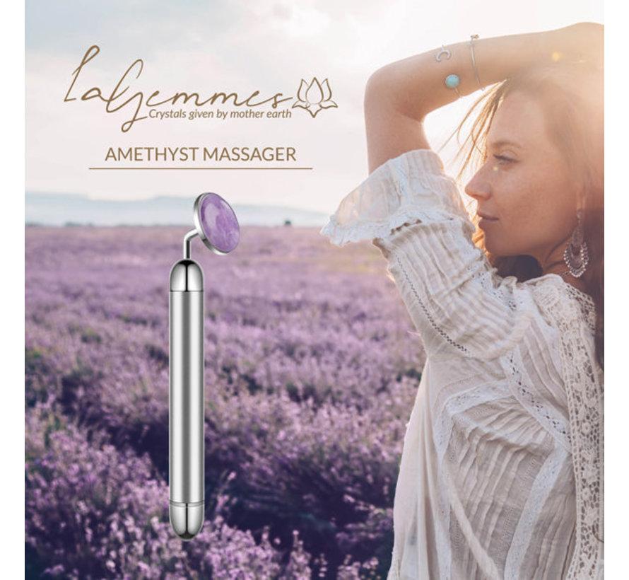 La Gemmes - Lay-On Vibrator Amethist