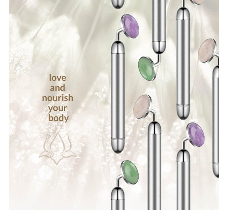 La Gemmes - Lay-On Vibrator Jade