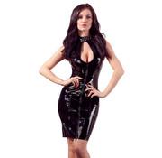 Black Level Vinyl Dress Lacing