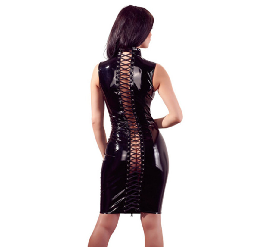 Vinyl Dress Lacing