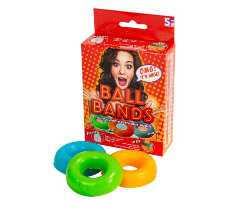 Ball Bands 3 st.