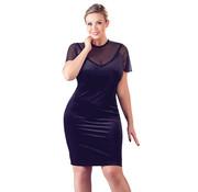 Cottelli Collection Velvet Dress