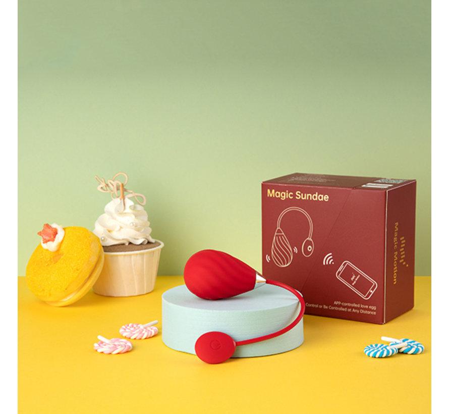 Magic Motion - Magic Sundae App Controlled Love Egg