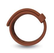 VelvOr Velv'Or - Rooster Jason Size Adjustable Firm Strap Design Cock Ring Bruin
