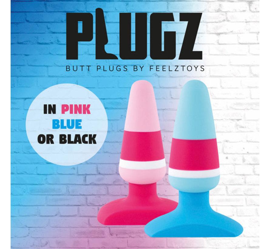 FeelzToys - Plugz Butt Plug Gekleurd Nr. 1