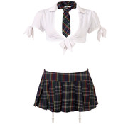 Cottelli Collection Schoolmeisjes Uniform