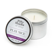 Fifty Shades of Grey Fifty Shades of Grey - Play Nice Vanille Kaars 90 gram