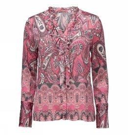 Gustav Stretch frill shirt