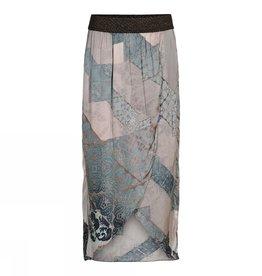 Gustav Wrap skirt