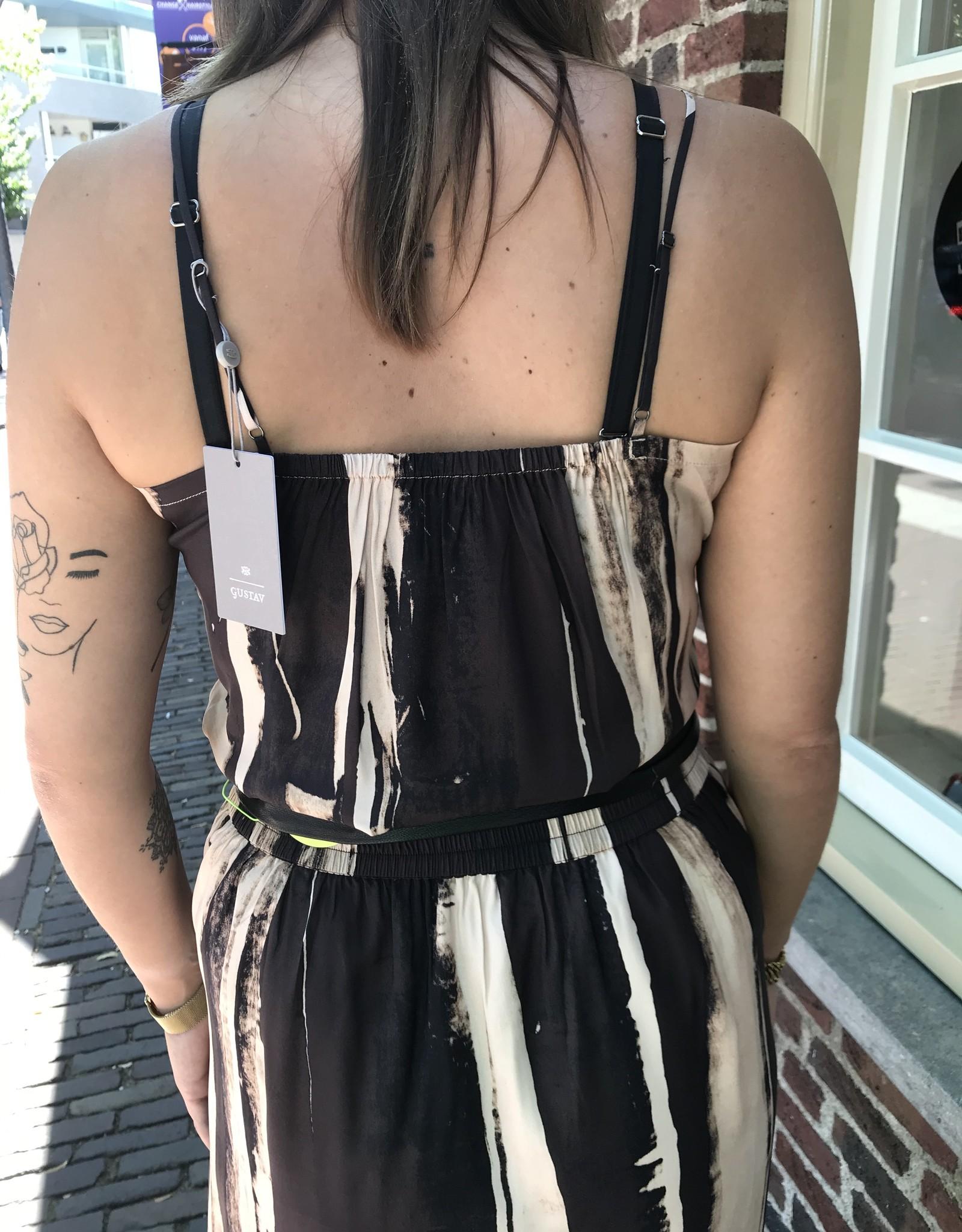 Cassie strap top