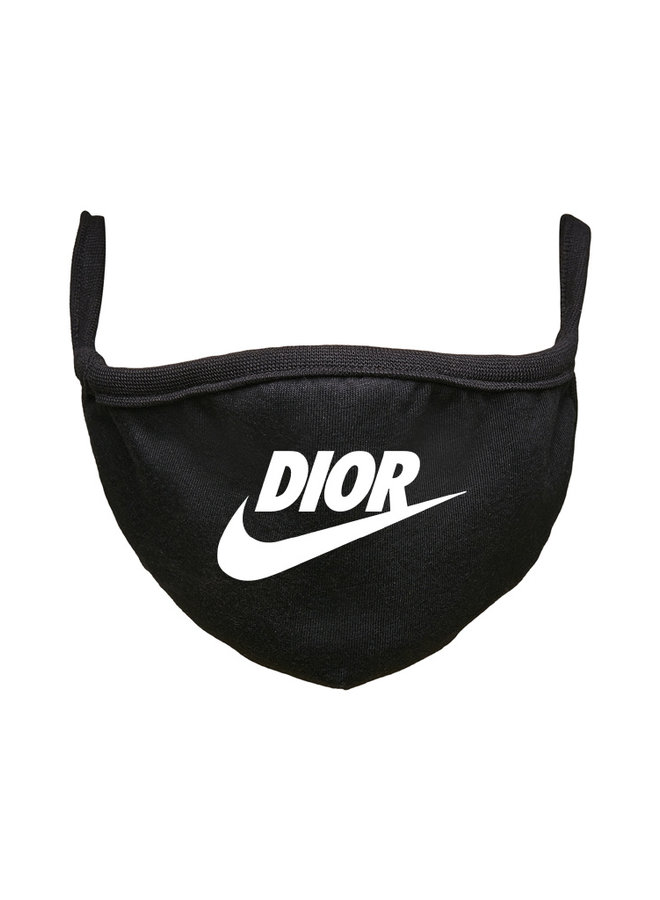 Doosh face mask black