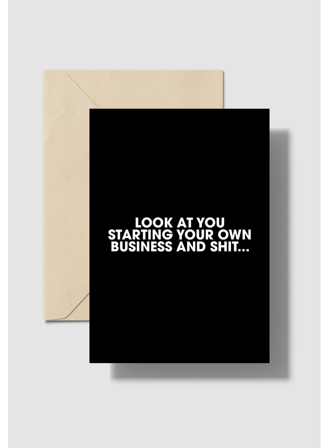 Starting your business (A5)