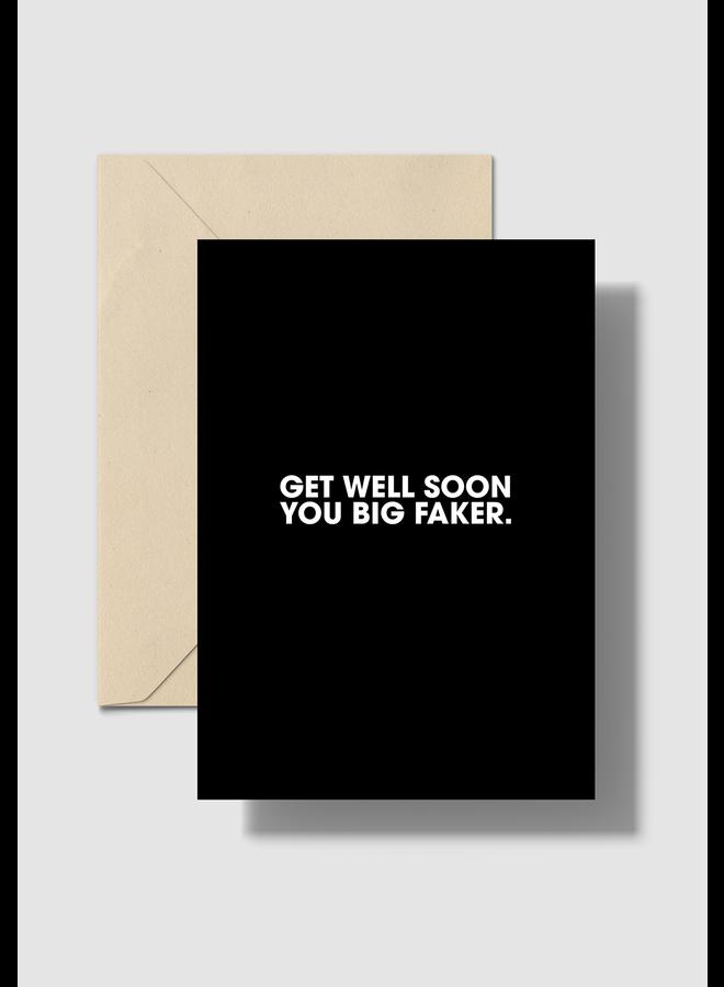 Get well (A5)