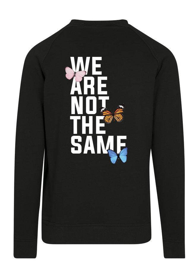 Unclaimed butterfly sweater men