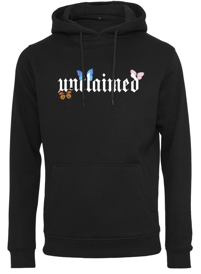 Unclaimed butterfly hoodie