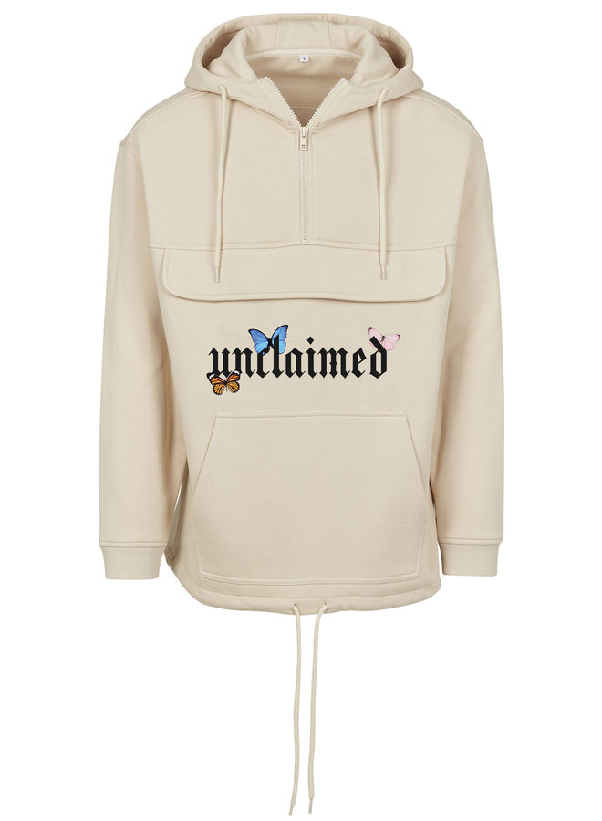 Unclaimed butterfly pullover men