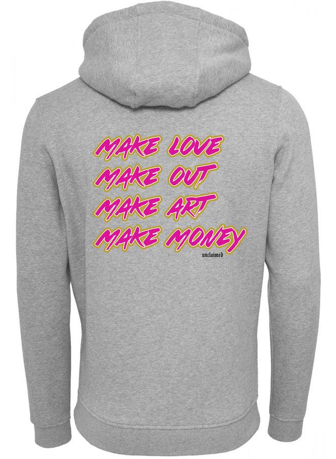 Make art hoodie