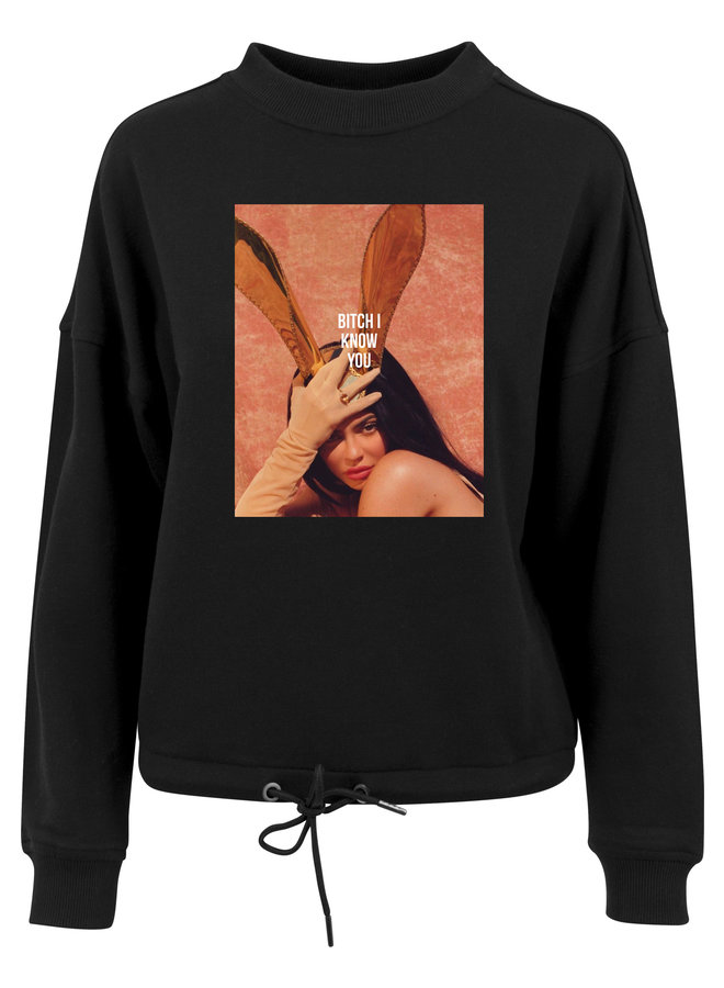 I know you know rope sweater