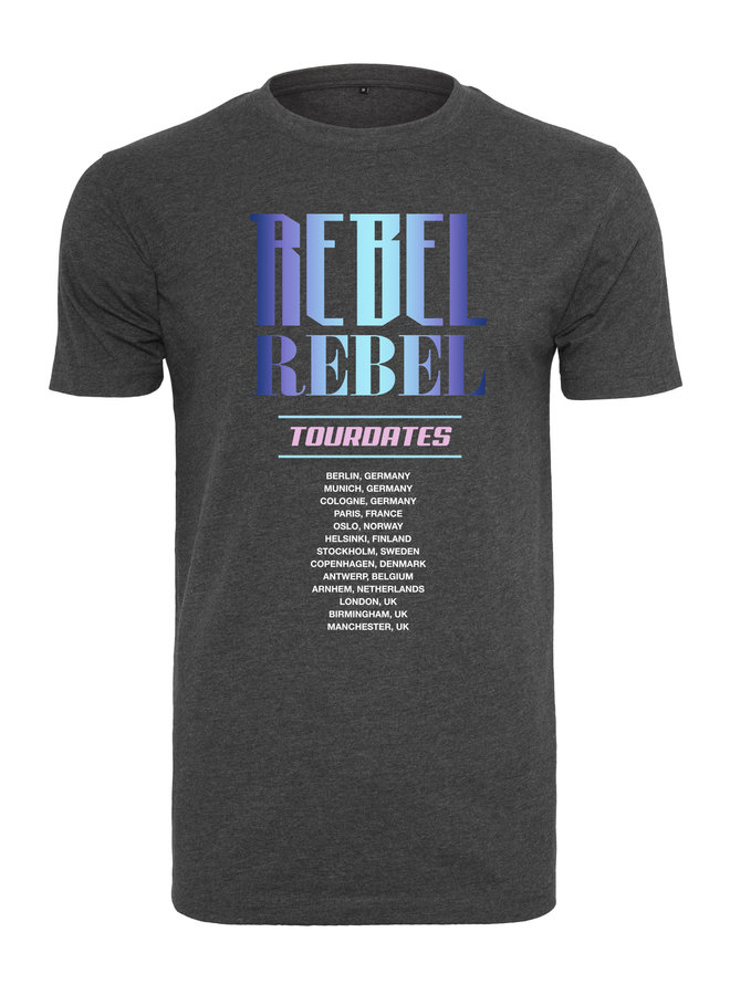 Rebel blue t-shirt