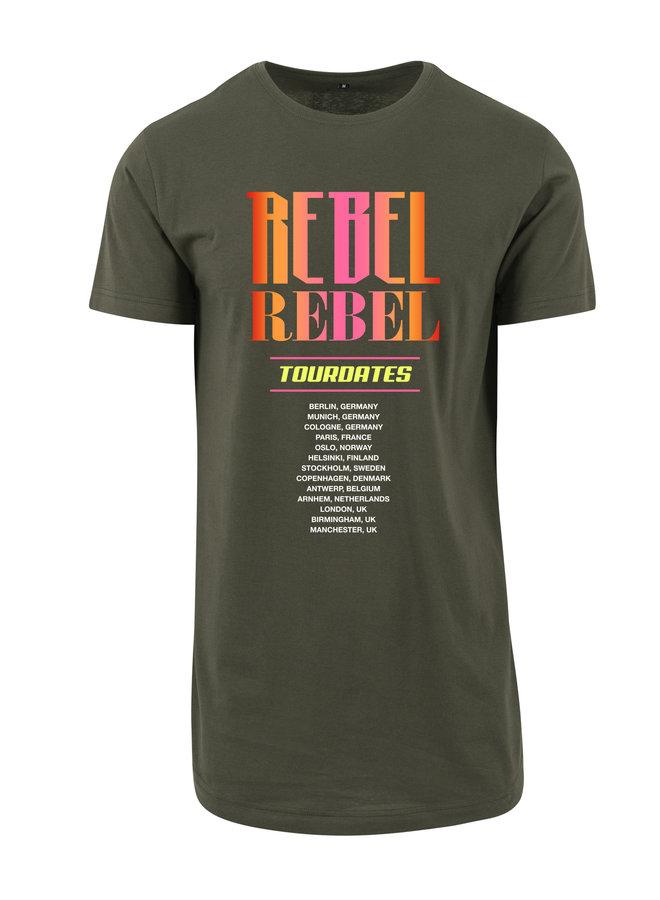 Rebel pink dress