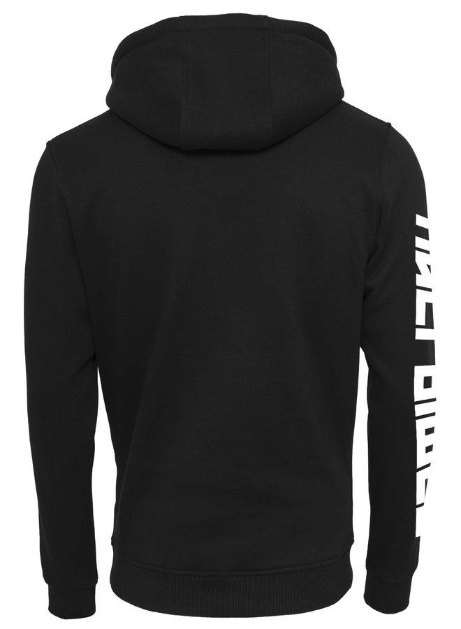 Unclaimed big logo hoodie
