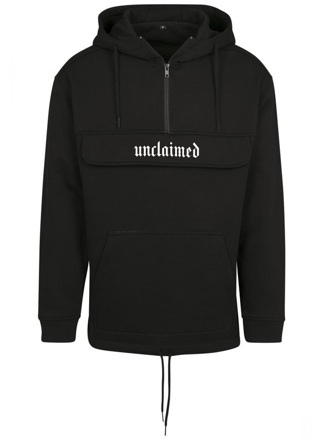 Unclaimed small logo pullover