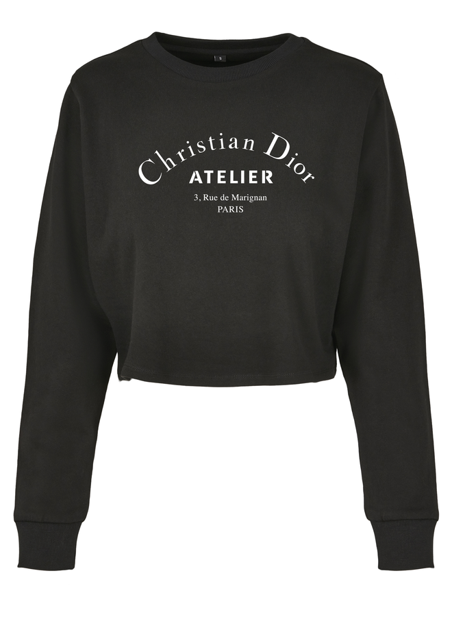 Atelier cropped sweater
