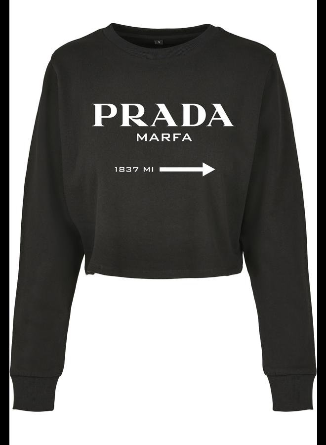 Marfa cropped sweater