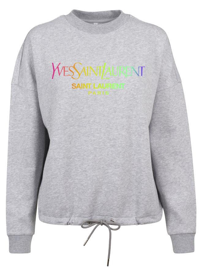Sainty Rainbow Sweater