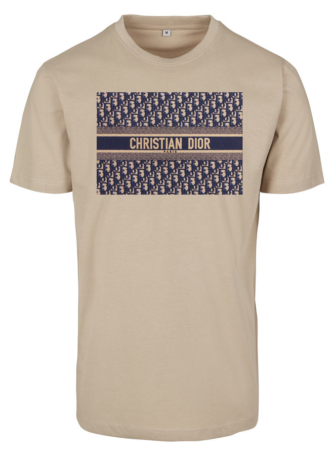 DD Blue / Sand T-Shirt