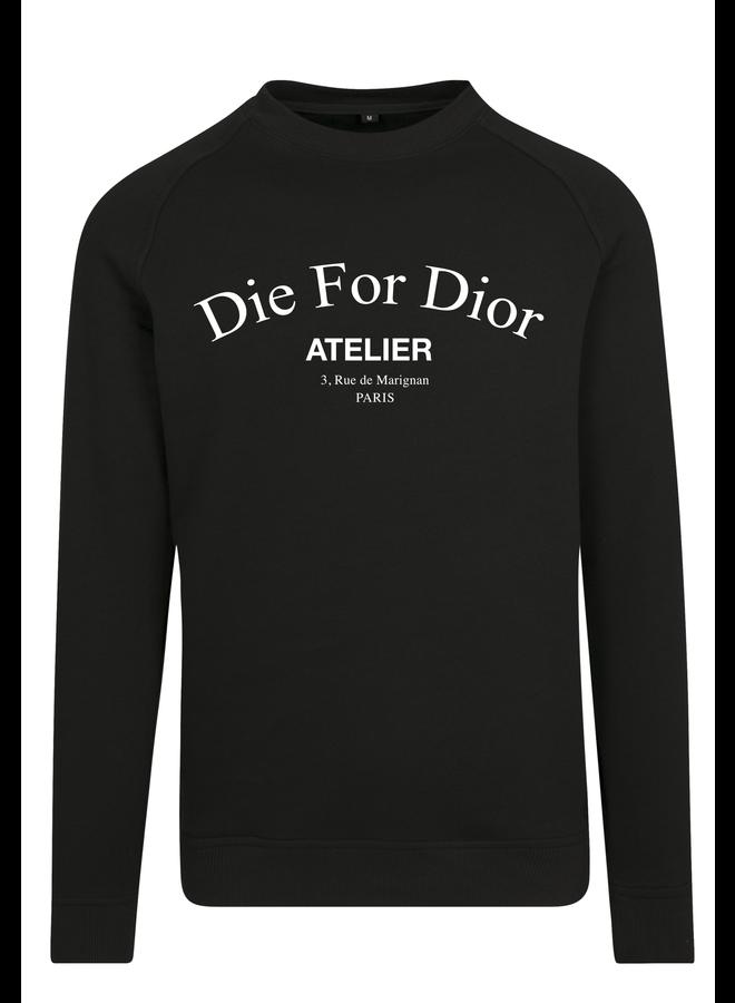 DieFor sweater basic