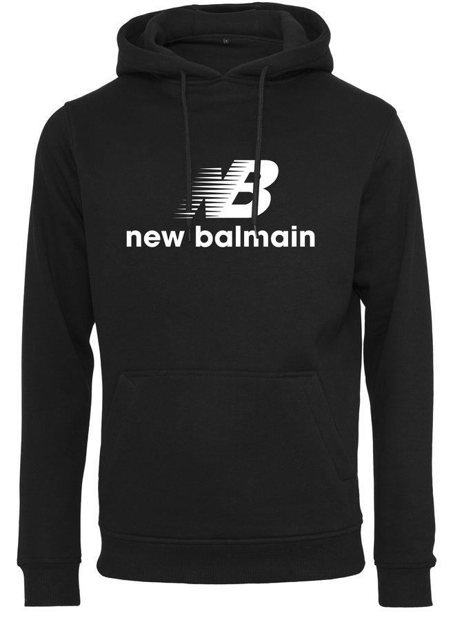 New B hoodie