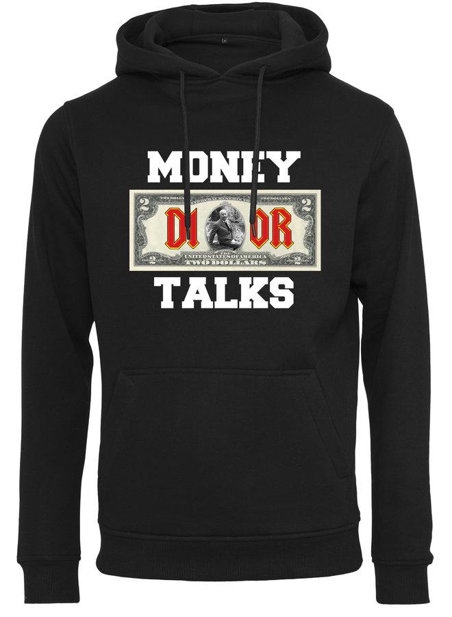 Money talks hoodie