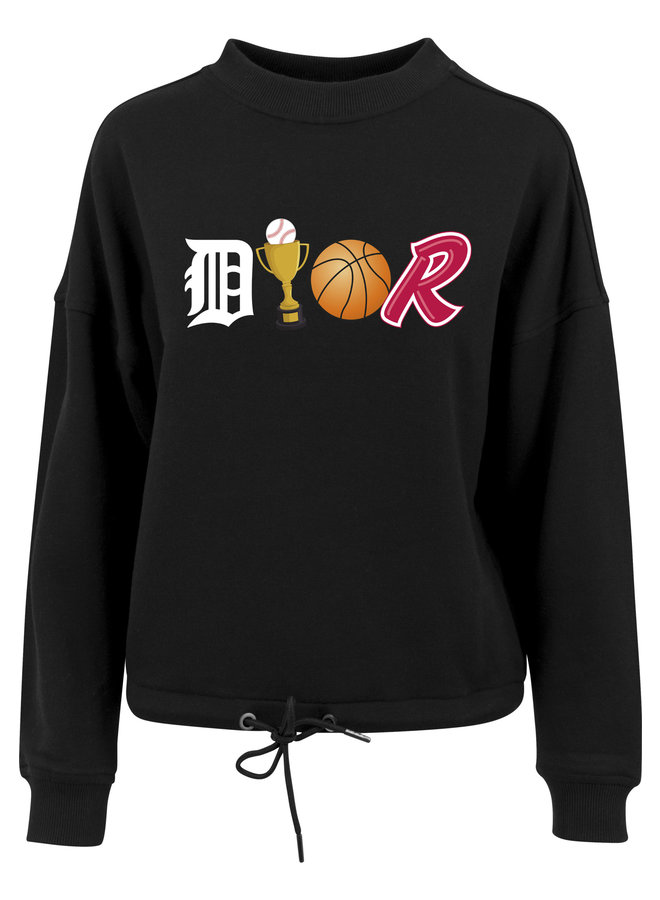 Combo D rope sweater