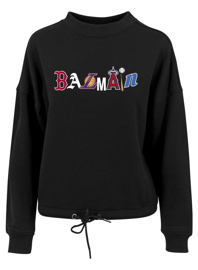 Combo B rope sweater