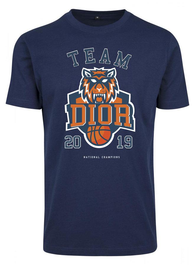 Team D t-shirt