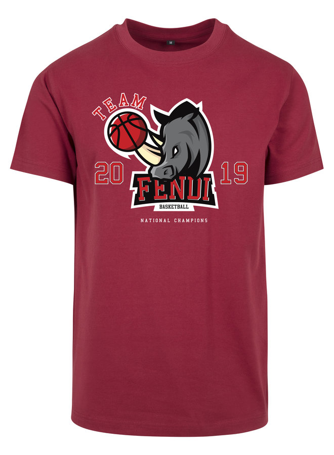 Team F t-shirt